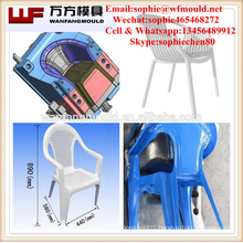 2017 new product plastic injection mould plastic Living room chairs mold with High quality