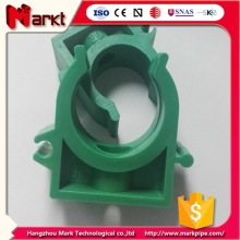Green Color Pipe Clip