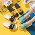 Mens Womens Cute Cartoon Indoor Outdoor Skidproof Slippers