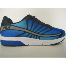 Bright Color Beautiful Print Men′s Sport Shoes