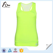 Neon Singlet Running Women Clothes for Wholesale