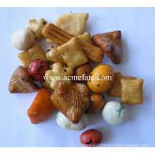 mixed rice cracker snacks for Chrismas