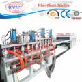 Skinning Foam Board Plastic Extruder Machine Production Line