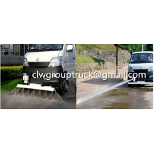 Changan Small High Pressure Washer Truck