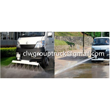 Changan Small Pressure Washer Truck