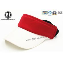 Bequeme atmungsaktive Unisex-Laufsport-Sonnenblende Cap
