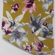 100% digital bedruckter Rayon-Viskose-Stoff für Kleider