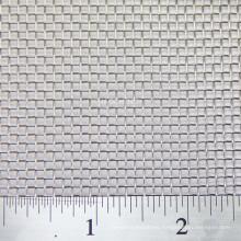 6 8 12 16 18 Malla 410 430 Malla de alambre prensada de acero inoxidable magnético para filtrar la sal