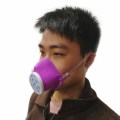 Anti Virus Fog Reusable KN95 Silicone Face Mask