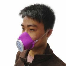 Anti Virus Fog Reusable KN95 Silicone Face Mask