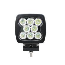 Luz de trabajo LED de alta potencia fuera del camino 80W DC9 ~ 60V LED
