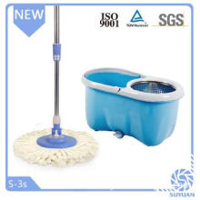Bright-Colored Cleaning Mop in Virgin Plastic Material
