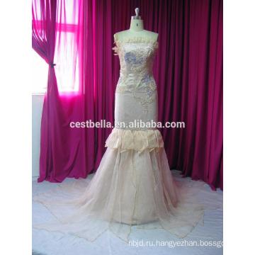 Дубай стиль белый плюс Размер мусульманской свадебное платье