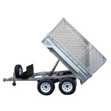 Tandem-Kipp-Käfig-Anhänger