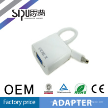 SIPU Good quality mini dp to vga media player with vga output