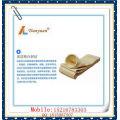 Resistencia a la alta temperatura Bolsa de filtro de fieltro de aguja Nomex Bolsa de filtro de colector de polvo