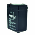 Deep Cycle lead acid gel Battery 6v 4.5ah Ups Solar Battery