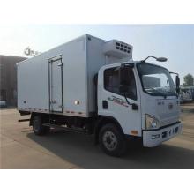 FAW J6F Gemüsetransporter Kühlfahrzeug