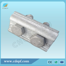 Two Bolt Aluminum Parallel Groove Cable Connector