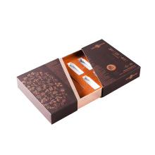 Creative Fancy Paper Sliding Cosmetic Gift Box