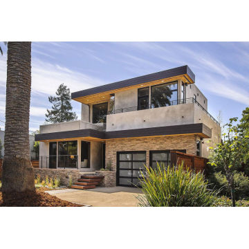 Modern Prefabricated Light Steel Villa