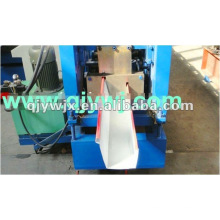 Steel Rain Gutter Cold Roll Forming Machine