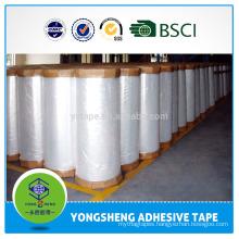 4000m x 1280mm Acrylic opp packing tape Bopp Jumbo roll