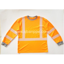 high visibility heat transfer reflective safety tshirt