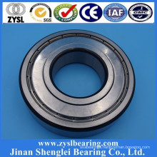 6012-NR on the outer ring groove and stop ring of single row deep groove ball bearings 6012-N 6012NR 6012 N NR 6012N