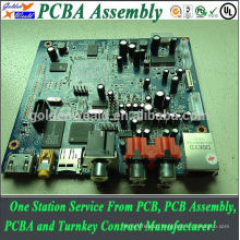 Turnkey PCB and PCBA service control board pcba