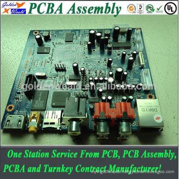 Turnkey PCB and PCBA service control board pcba