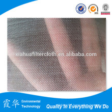 High efficiency nylon mesh for filtration