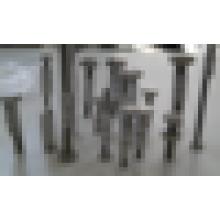 933 tornillos hexagonales de acero inoxidable