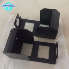 custom galvanzied steel powder coating steel stamping part