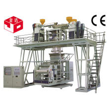 PP Down Blowing 3 Layer Co-Extrusion Film Blowing Machine