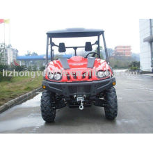 500cc,600cc,700cc water cooled 4*4 UTV