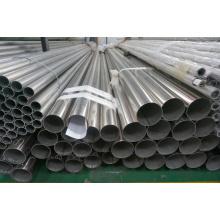SUS304 GB Tubo de agua fría de acero inoxidable (Dn32 * 34)