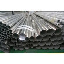 SUS304 GB Tuyau d'eau froide en acier inoxydable (Dn32 * 34)