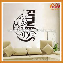 Produtos grossistas de fábrica de adesivo de decoração de parede, adesivo de quarto personalizado