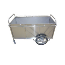 Medical Stainless Steel Dressing Delivery Trolley