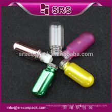 China sunrise vidro rolo sobre garrafa embalagem, rolo sobre perfume garrafa garrafa de vidro