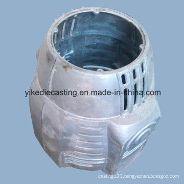 LED Aluminum Die Casting Lamp Body with OEM Service