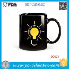 Лампа Теплочувствительная Керамическая Кружка Кофе