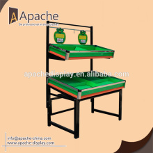 Manufactur standard for Display Shelves fruit and vegetable display stand supply to China Hong Kong Exporter