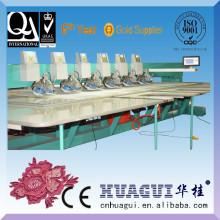 Máquina de costura de correção HUAGUI barato industrial de strass