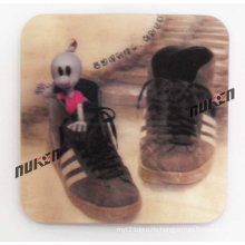 2015 Vivid Utilized 3D Cup Coasters for Gift