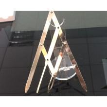 Microblading Golden Raito Divider Caliper para sobrancelha Sharp Design OEM Service