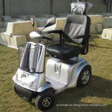 Scooter de movilidad de cuatro ruedas 800W con certificado CE (DL24800-3)