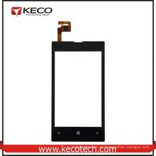 Piezas de repuesto originales Touch Glass Digitizer para Nokia Lumia 530 Rock M-1018 RM-1020