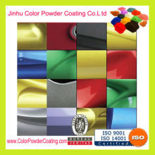 metallic pattern powder coating/powder paint